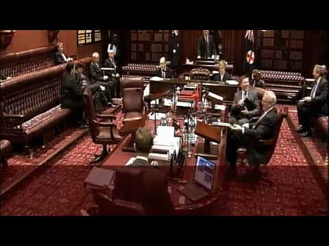 NSW Labor Government Walks Out on Parliament