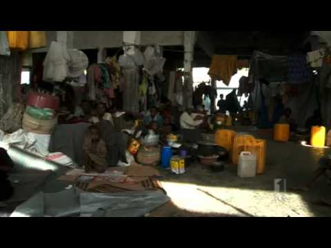 Somalian capital too dangerous for aid groups