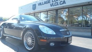 2003 Lexus SC430 in review - Village Luxury Cars Toronto