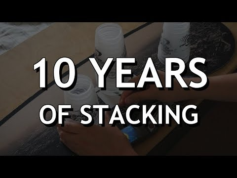 10 Years of Sport Stacking