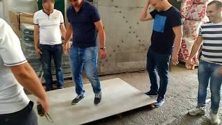 видео Цементно-стружечная плита (ЦСП), Беларусь