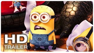 "MINIONS 2 THE RISE OF GRU ""Stay Home Stay Safe"" Trailer (NEW 2021) Animated Movie HD"