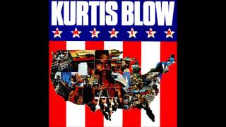 Kurtis Blow - AJ Meets Davy DMX