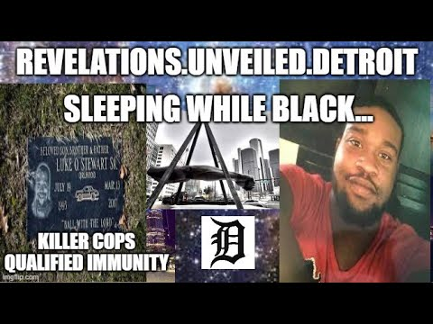 MURDERED BY POLICE:  ASLEEP WHILE BLACK--QUALIFIED IMMUNITY.