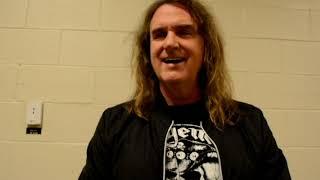 Interview Megadeth's David Ellefson