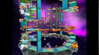 WiiWare - BurgerTime World Tour Trailer