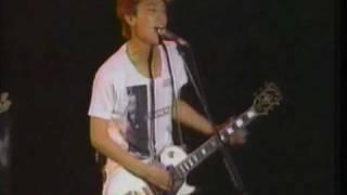 I WANNA DANCE 浅草常盤座 LIVE '90.