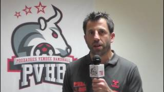 PVHB TV - Interview du coach Jean-René Ragon
