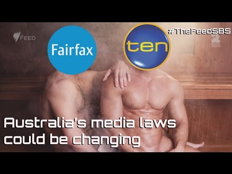 Australia's media laws - The Feed