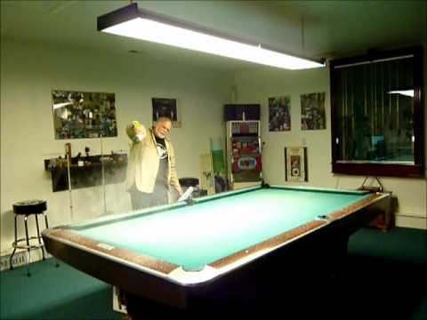 Quick Clean Pool Table Cleaner Instructional Video Youtube