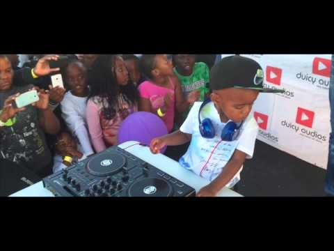 DJ Arch Jnr's (A Day in my LIFE) episode 2. (3yrs) Djay Pro