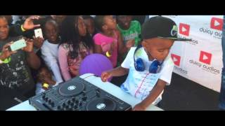 dj arch jnr s a day in my life episode 2 3yrs