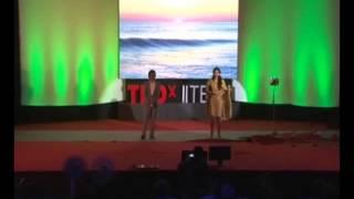 Musicians are magicians: Nirali Kartik & Kartik Shah at TEDxIITBHU