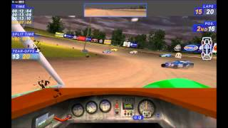 Dirt Track Racing 2 #2