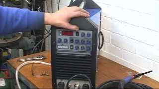 R-Tech  AC/ DC TIG Inverter Welder   Tig Time Part Two