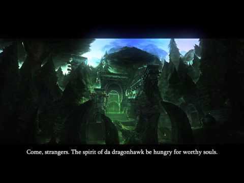 Zul'Aman - World of Warcraft voice