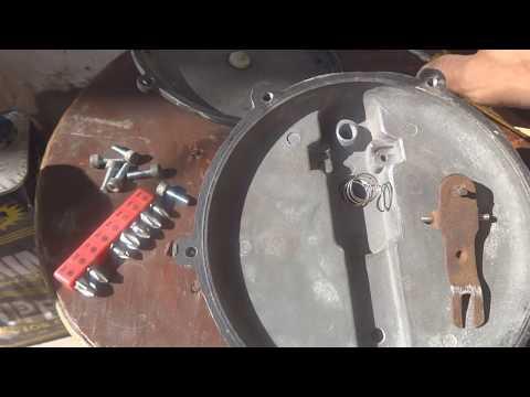 Generator Conversion Kit Maintenance.