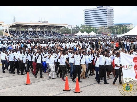 100,000 NaBCo recruits pass out