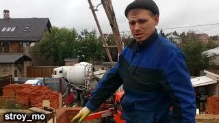 Обзор готового армокаркаса монолитной плиты перекрытия перед приемкой бетона
