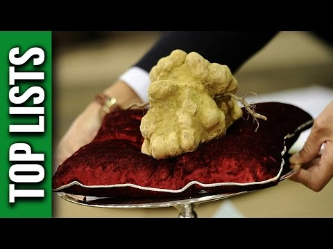10 Rarest Foods In The World