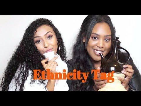 ETHNICITY TAG! Ethiopian and Eritrean