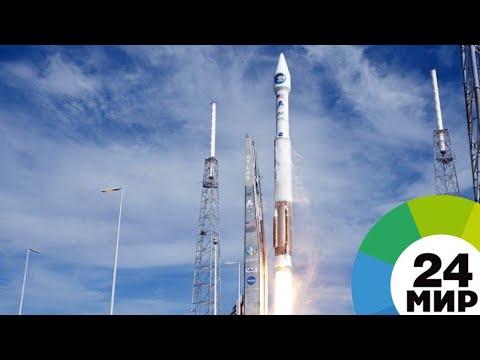 Первая ступень Falcon 9 упала в Атлантический океан - МИР 24
