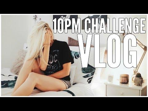 10PM Bedtime Challenge