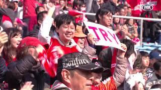 HIGHLIGHTS: Super Rugby 2018 Week #2: Sunwolves v Brumbies