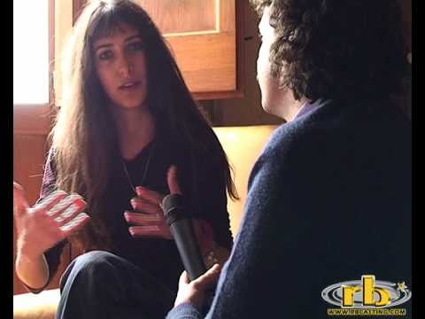OLIVIA MAGNANI - intervista (Up and coming stars 2008) - WWW.RBCASTING.COM
