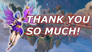 THANK YOU SO MUCH!!! - Season 8 Masters Ranked 1v1 Duel - SMITE