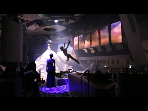ABB Robotics - Robotic entertainment on a cruise ship