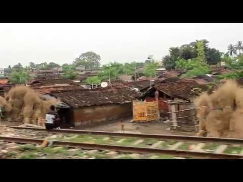 FROM MY WINDOW ON AN INDIAN RAILWAY:  BIHAR (बिहार) DAILY LIFE