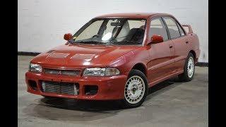 1992 Mitsubishi Lancer Evolution I #3240