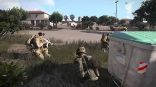 ARMA 3 - Second Online Multiplayer FULL Mission Gameplay [EN]