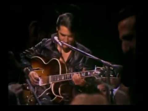 Elvis Presley- Sweet Child O'mine (Rare) 1080p HD