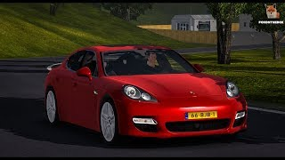 Porsche Panamera 2010 | Euro Truck Simulator 2 (ETS2 1.30 Mod)