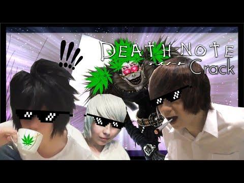 Death Note CRACK trailer!!!