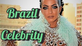 3000 DOLLAR DRESS USED BY BRAZILIAN CELEBRITY