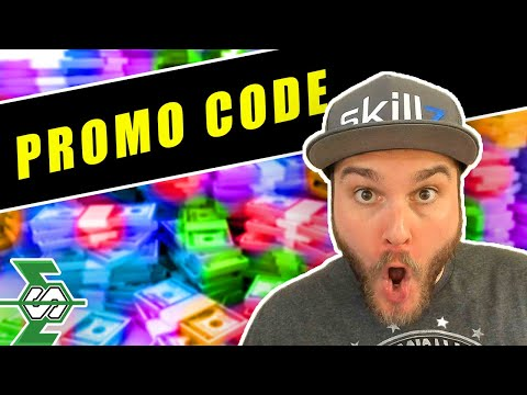 💲Free Money | Skillz Promo Code💲