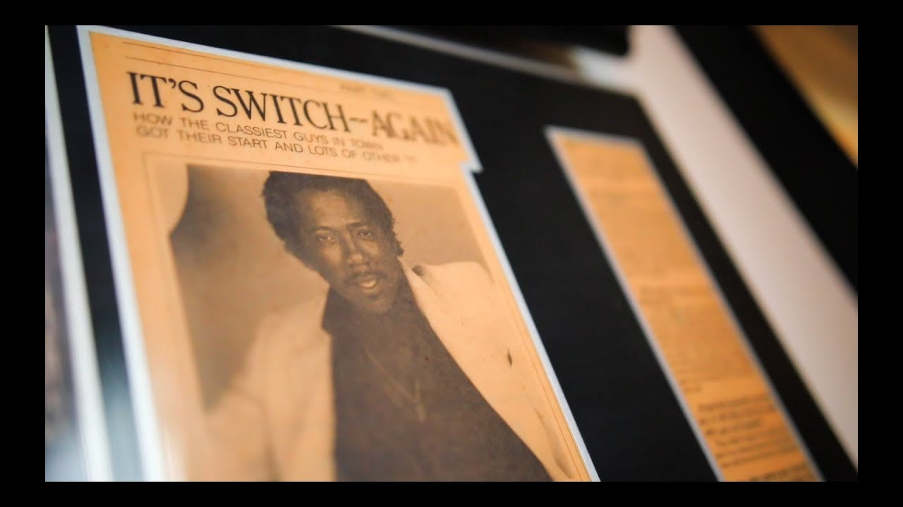 'SWITCH' Band Member Has Dropped A New Book 'Switch, DeBarge, Motown & Me!'