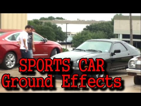 How To Install Fiberglass Ground Effects On Your Car Or Truck - Part 1