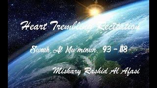 Mishary Rashid Al Afasy - Heart Trembling Recitation [HD] - [SUB ITA]