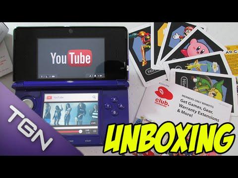 Unboxing en Español Nintendo 3DS