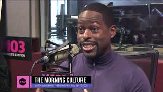 Actor Sterling K. Brown Talks New Movie And Relationship Goals With TMC!