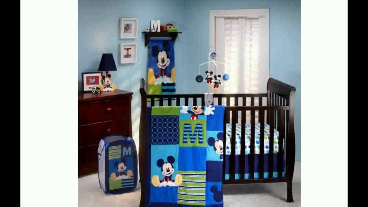 Baby Boy Crib Bedding Sets - YouTube