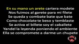 DESCARGAR: Yandel La Leyenda - Hable De Ti KARAOKE