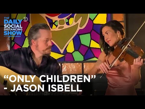 """Jason Isbell Performs """"Only Children"""" 