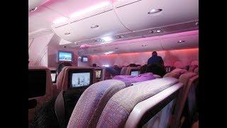 #16: EMIRATES AIRBUS A380-800 | FLIGHT TRIP REPORT EK225 Dubai to San Francisco | ULTRA long haul