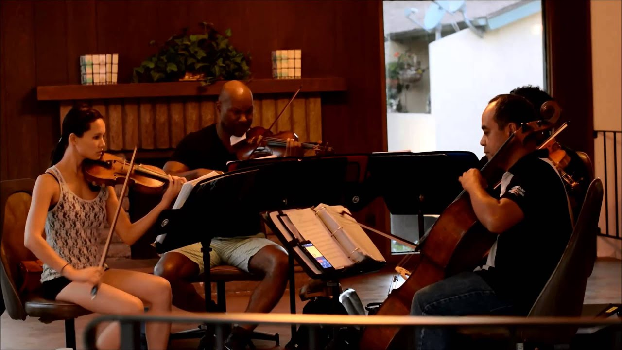 All Of Me John Legend String Quartet Cover By The Ocdamia Strings