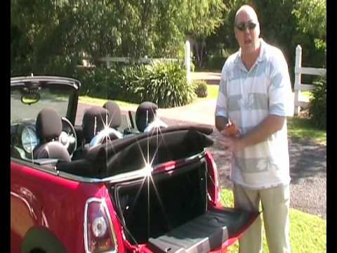 MINI John Cooper Works Cabrio - Rob Fraser Reviews